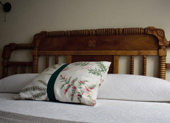 Detalle habitación - La campanona