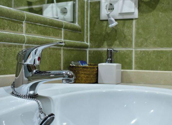 Baño habitación - La campanona